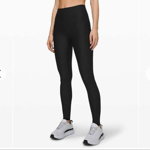 Lululemon Mapped out highrise tights, black, 6